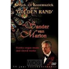 Orgel en koormuziek m/e gouden rand
