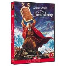 10 commandments (DVD)