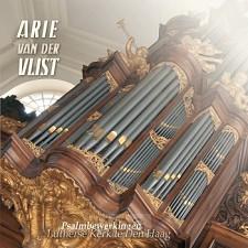 Arie Van Der Vlist speelt psalmbewe