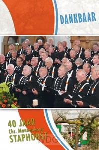 Dankbaar 40 jaar christelijk mannen