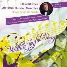 With a Joyful Song
