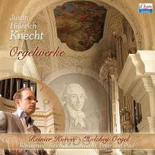 Orgelwerke Justin H. Knecht