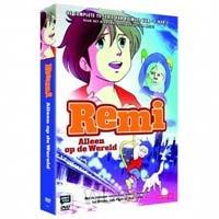 Alleen op de wereld-Remi 7 DVD's