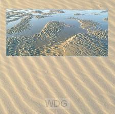 Wenskaart zand