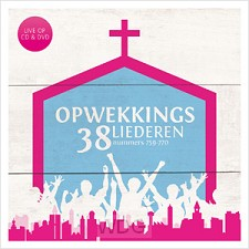 Opwekking 38 cd + dvd  (759-770)