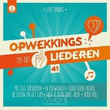 Opwekking 41 cd + dvd  (796-807)