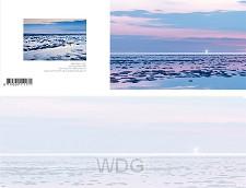 Panoramawenskaart zt waddenlicht