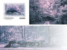 Panoramawenskaart zt infrarood