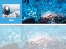 Panoramawenskaart ice cave