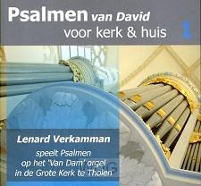 Psalmen CD 1 van David