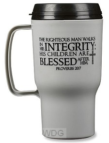Coffee mug righteous men