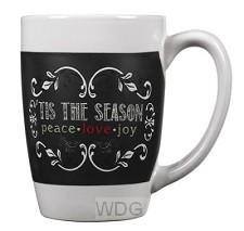 Christmas mug tis the season