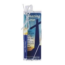 Pen/bookmark amazing love