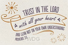 PIO trust in the Lord set10