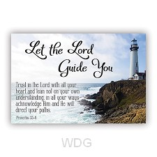 PIO let the lord guide youl back