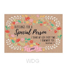 PIO blessings for a specia person set10