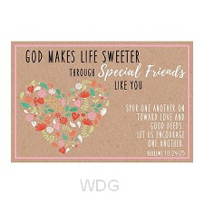 PIO God makes life sweeter set10