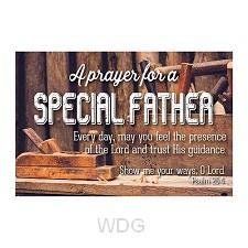 PIO Prayer for a special father set10