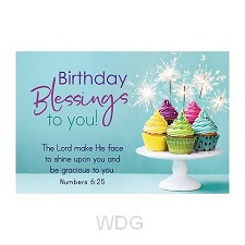 PIO birthday blessing set 10
