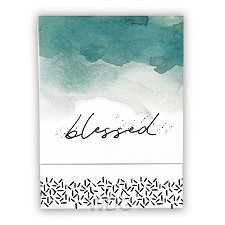 Pocket notepad blessed