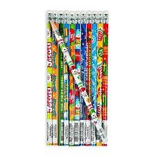 Pencil christmas assortiment set8