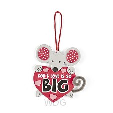 Craft kit God's love is so big set3
