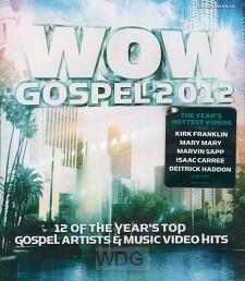 WOW Gospel 2012 (DVD)