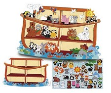 Paper giant noah's ark sticker set3