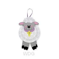Craft kit lamb of God set3