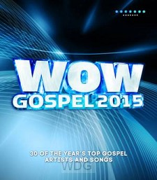 Wow Gospel 2015 (2-CD)