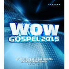 Wow Gospel 2015 (DVD)