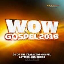 Wow Gospel 2016 DVD