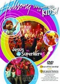 Jesus is my superhero dvd