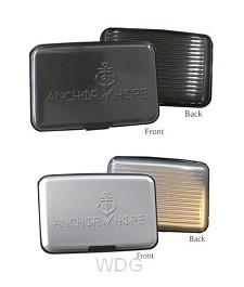 RFID blocking card holder black