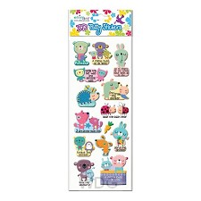 Puffy Stickers Friendship Series (3)