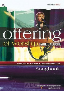 Offering Of Worship (Songbook)