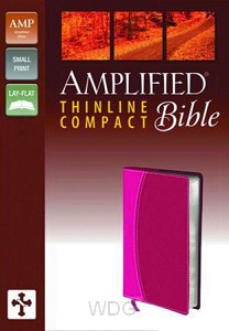 Amplified Thinline Compact Bible