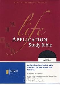 Life Application Study Bible - Index