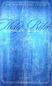 Compact Bible - Mass market