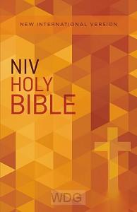 Outreach Bible - Orange