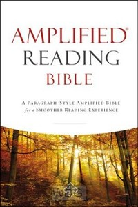 Amplified Reading Bible