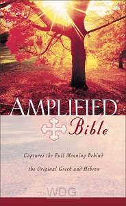 Amplified Bible - Indexed
