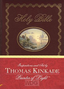 Lighting the Way Home Family Bible