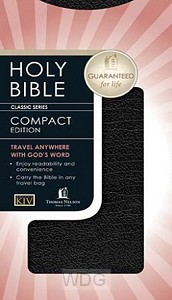 Compact Bible - Snap Button