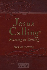 Jesus Calling: Morning And Evening Devot