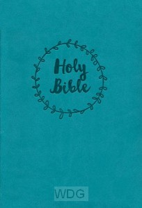 Compact Large Print Reference Bible