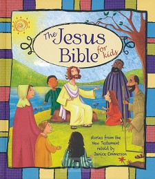 Jesus bible for kids