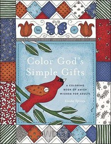 Coloringbook simple gifts