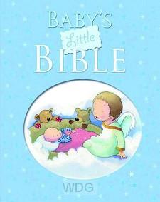 Baby's Little Bible - Blue