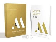Ancient-modern bible, hardcover, comfort